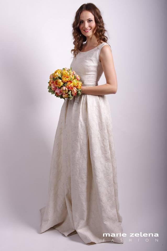 Svatebni Saty Marie Zelena Fashion