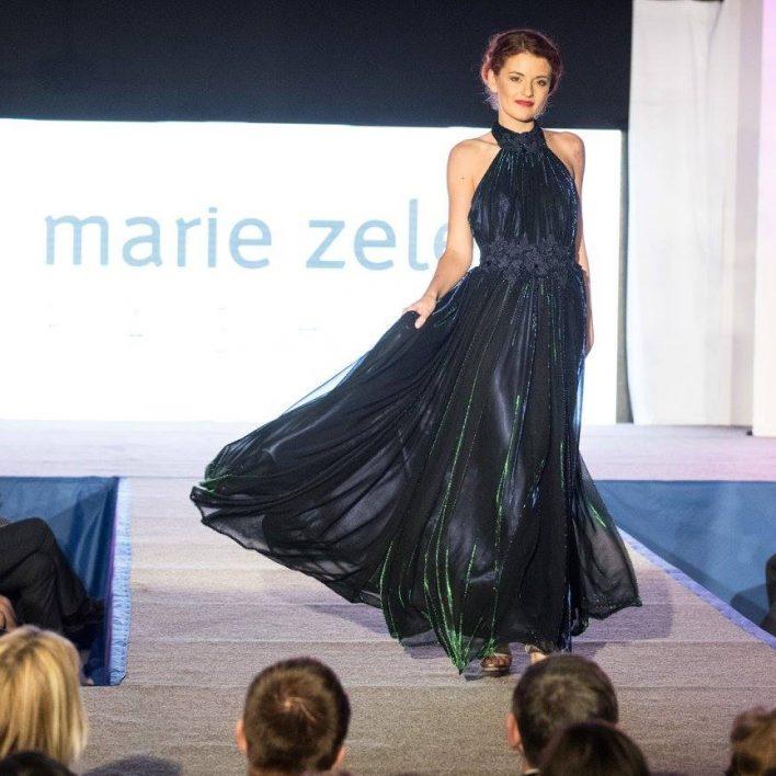 Večerní šaty Marie Zelena Fashion