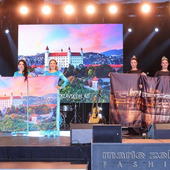 Marie Zelená - šaty Bratislava a Praha