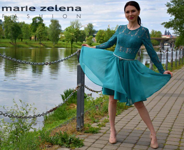 Marie Zelena Fashion