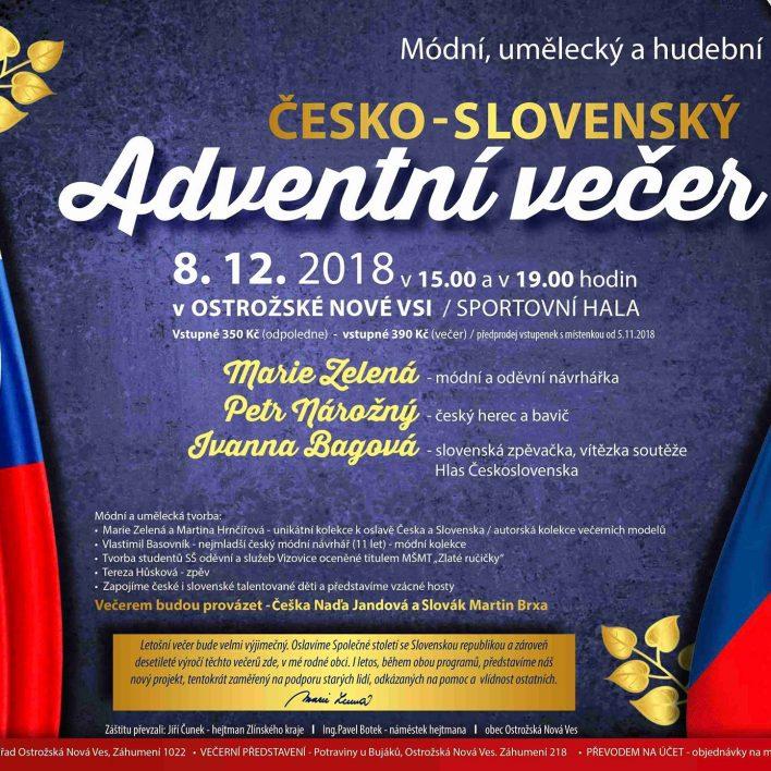 Česko - slovenský adventní večer (1)