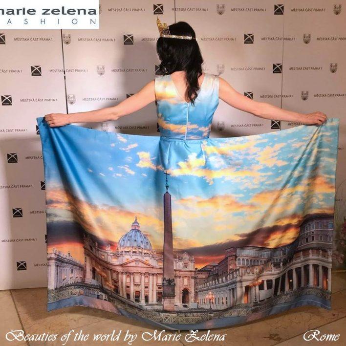 Beauties of world by Marie Zelena