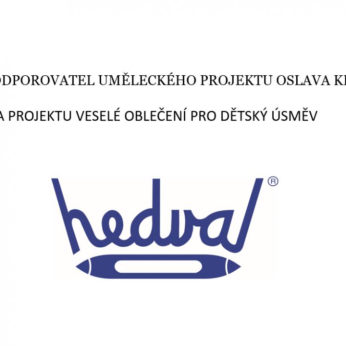 Partner adventního večera 2019 - HEDVA