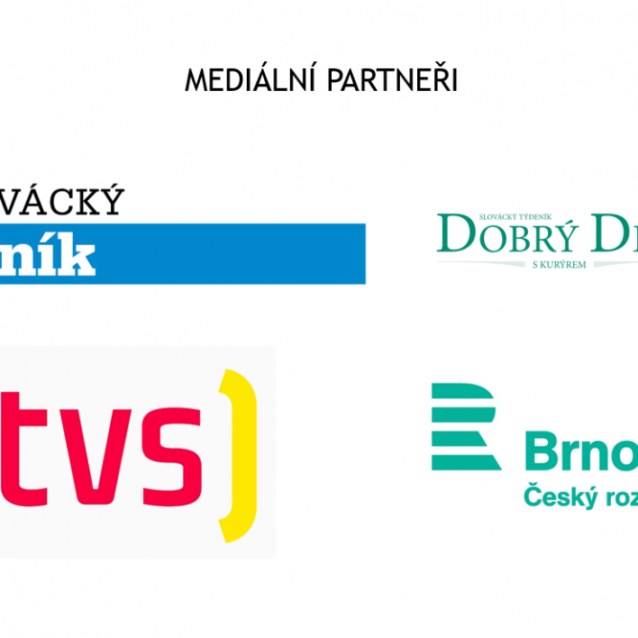 Mediální partneři Adventního večera 2019
