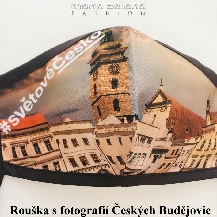 Rouška pro pana ministra Karla Havlíčka - Marie Zelena Fashion a CzechTourism