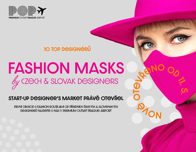 Czech fashion masks