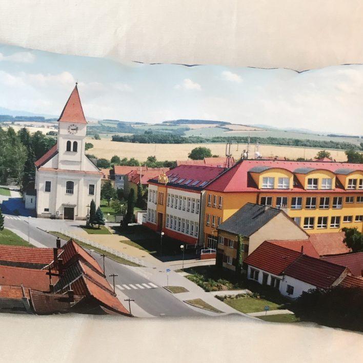 Polštář Ostrožská Nová Ves